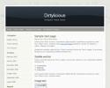 WordPress tema dirtylicious