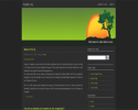 WordPress tema gray gets green
