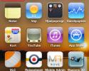 iPhone batteri indikator i procent