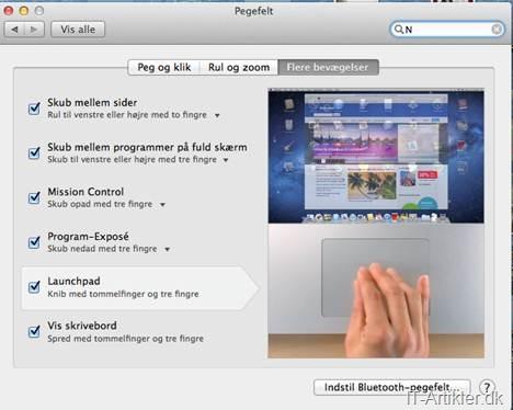 Pegefelt mac