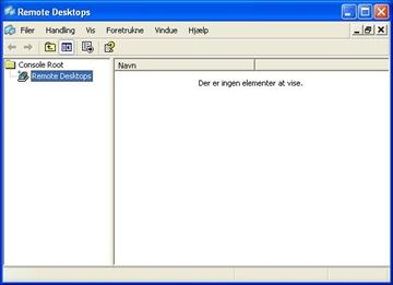 Sådan installeres forud indtastet fjernskrivebord   IT-Artikler.dk