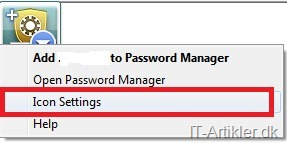 HP Password Manager