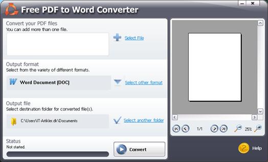 bästa gratis pdf till dokument