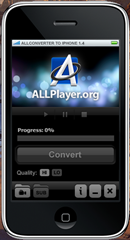 Allconverter To iPhone