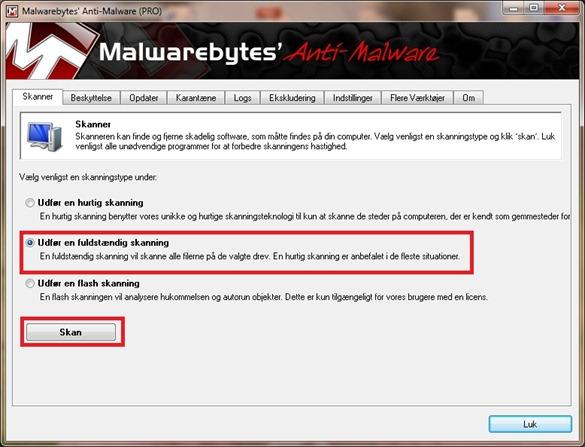 Hjælp til at fjerne virus, spyware & malware | IT-Artikler.dk
